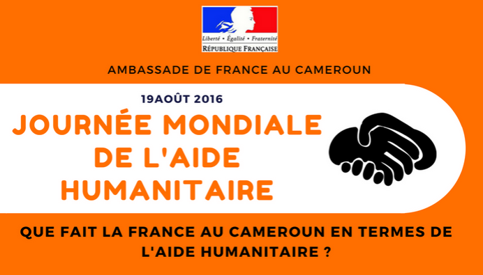 Journ e mondiale de l 39 aide humanitaire 19 ao t 2016 la - Office francais de l immigration et de l integration lille ...