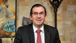 H.E. Gilles Thibault is leaving office